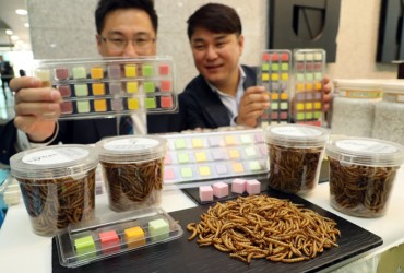 Number of Insect Companies on Rise in S. Korea