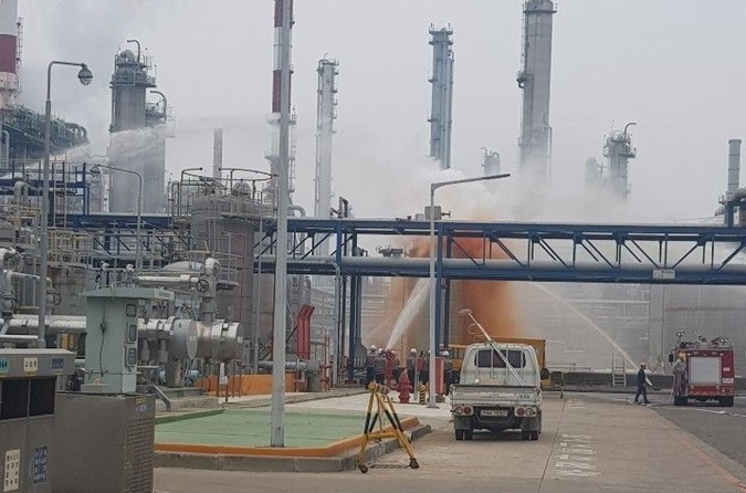Oil Mist Leaks at Hanwha Total Caused by Failure to Follow Safety Procedures
