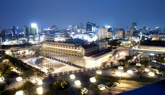 Asia Culture Center Launches 'Scented Marketing'