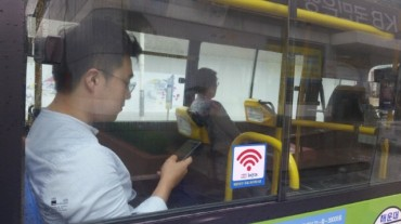 Free Wi-Fi Service on 4,200 Buses Starting May 1