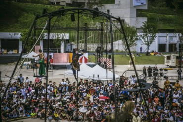 '2nd Seoul Circus Festival' to Kick Off This Weekend
