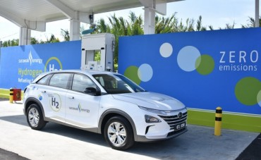 Hyundai Delivers Nexo Hydrogen Cars to Malaysia Energy Firm