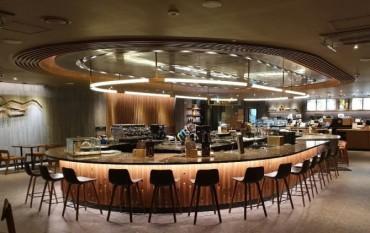 Number of Starbucks' Premium Outlets in S. Korea Exceeds U.S.