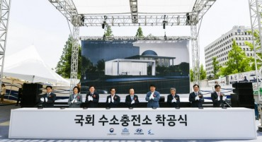 Hyundai to Build Hydrogen Charging Station at National Assembly