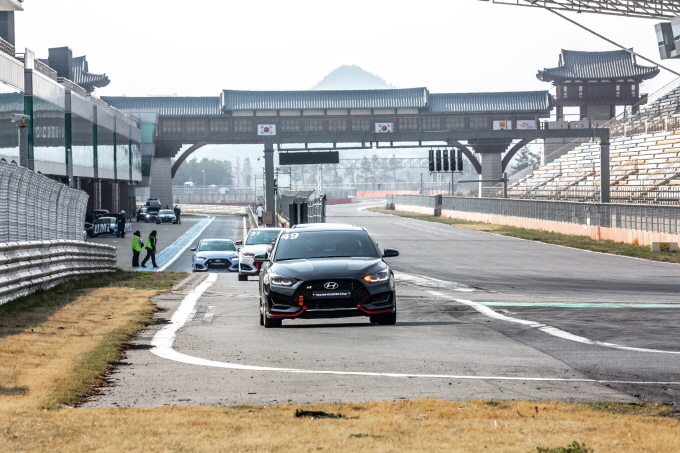 Hyundai to Hold S. Korea's Largest One-make Race This Year