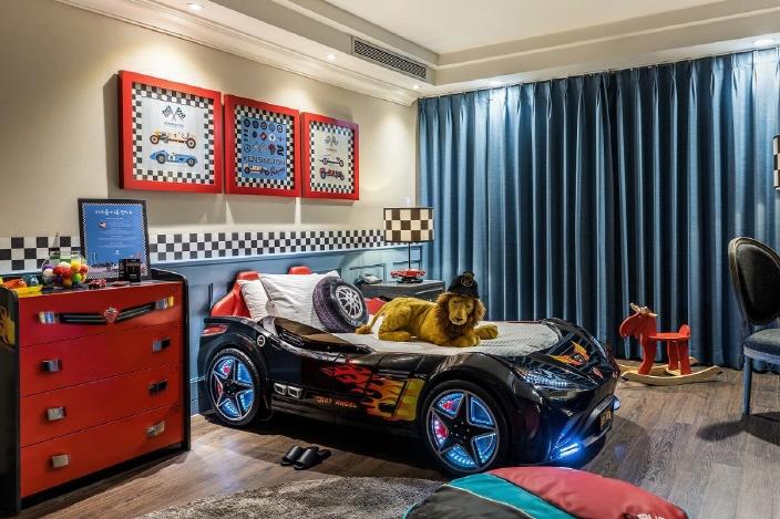 My Car Kid's Room in Kensington Hotel Pyeongchang. (image: Kensington Hotels & Resorts)