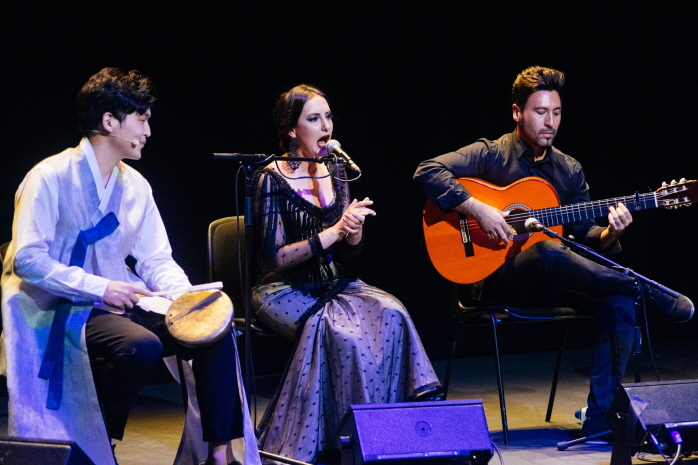 Pansori Meets Spanish Flamenco