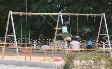 S. Korea to Promote Children's 'Right to Play'