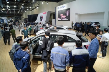 Futuristic Automobiles Emerge as Economic Driving Force in Daegu