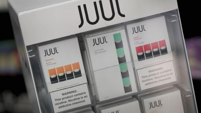 There are currently no reliable studies or other information concerning Juul's safety. (Yonhap)