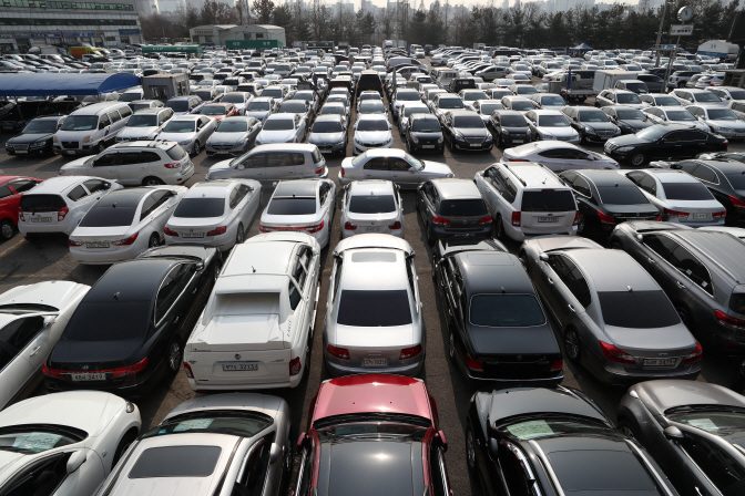 S. Korean Used Car Exports Jump 43 pct in Q1
