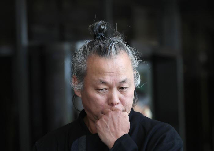 Filmmaker Kim Ki-duk. (Yonhap)