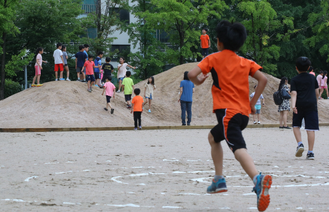 Gyeonggi Gov't Pushing for Regulations to Ensure Playtime for Kindergarten and Elementary Students