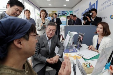 Grand Opening of 'Fail Expo' Held in Chuncheon