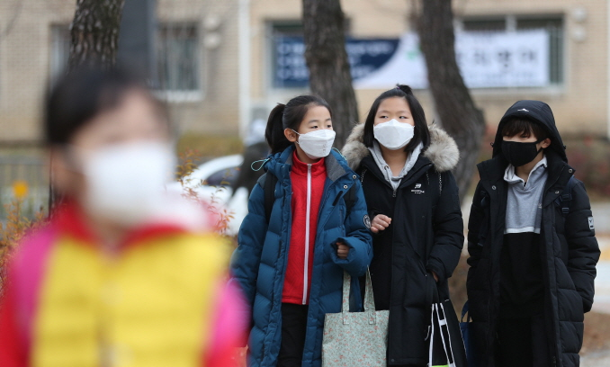 45 pct of S. Korean Children Have Experienced Health Issues Caused by Air Pollution