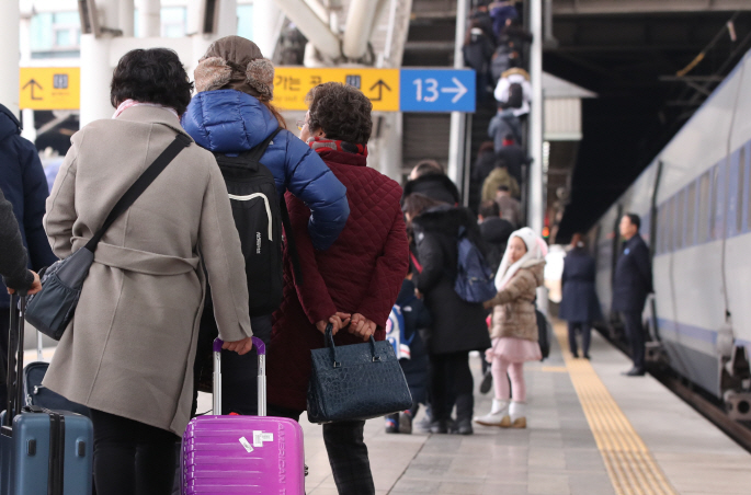 More S. Korean Families Traveling with Adult Children: Study