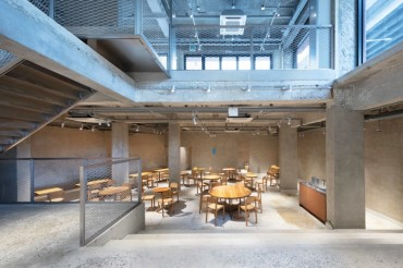 S. Korean Customers 'Disappointed' by Blue Bottle Store's Interior Design
