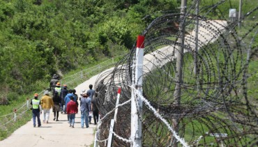 New Trail Brings Civilians to Forefront of Korean Military Tensions, Growing Peace