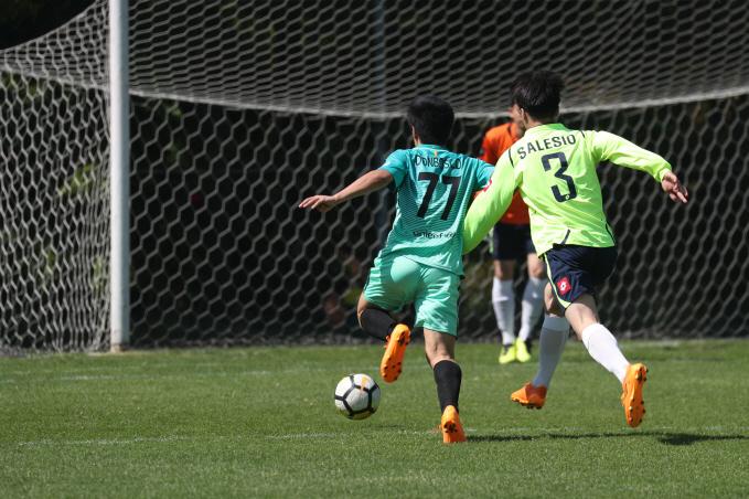 Football Teaches Juvenile Delinquents Spirit of Teamwork