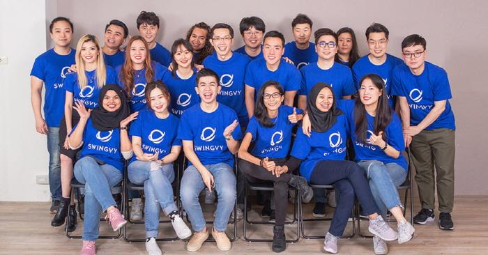 Singapore-based Swingvy Draws US$7 Million from Samsung-led Investors