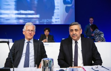 Philips Annual General Meeting of Shareholders Re-appoints CEO Frans van Houten and CFO Abhijit Bhattacharya