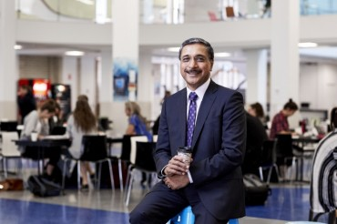 Dr. Deep Saini Appointed as Dalhousie University's 12th President