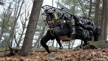 S. Korea to Develop Bioinspired Military Robots for Future Warfare