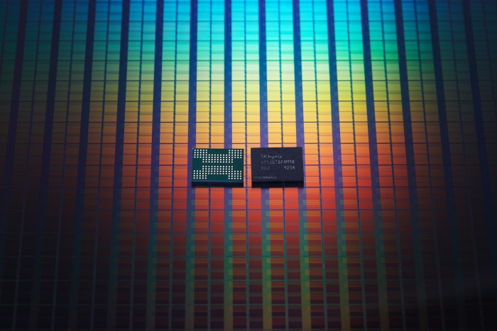 SK hynix Mass-produces World's Highest-stacking 4D NAND Flash Chip