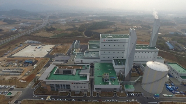 Naju SRF Combined Heat & Power (CHP) Plant. (image: Korea District Heating Corporation)