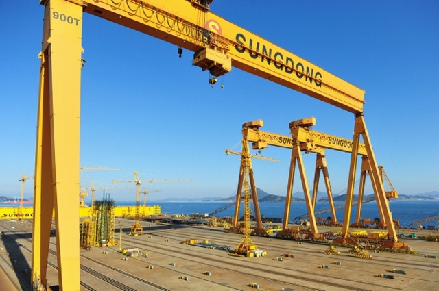 Sungdong Shipbuilding on Verge of Bankruptcy After Failing to Find Eligible Bidders