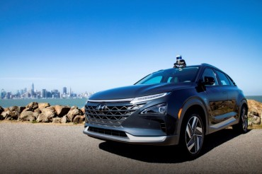 Hyundai, Aptiv to Form US$4 bln JV for Self-driving Platform