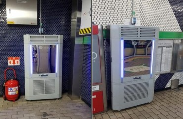 Seoul Metro Installs Air Quality Sensors in Subway Stations