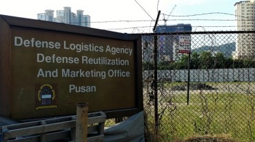 Civic Group Says Carcinogen Detected at Former USFK Site in Busan