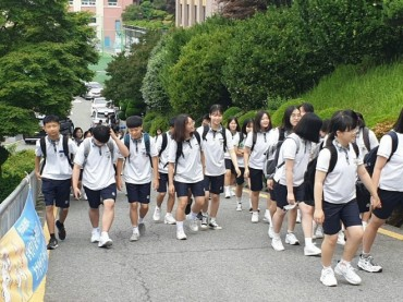 School Uniform Changes: More Shorts and T-shirts Instead of Tight Skirts