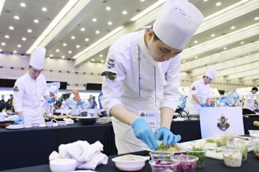 Cooking Contest Shows Popularity of Southeast Asian Cuisines