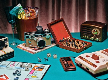 From Rickshaws to Boardgames, a Wind of Retro is Blowing Through the Hotel Industry