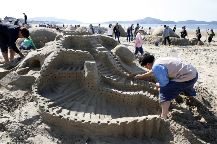Sinduri Beach to Host Taean Int'l Sand Sculpture Festival