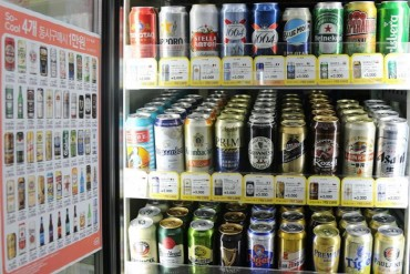Chinese Beer Increasingly Popular Among S. Koreans