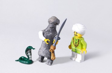 Exhibition of Korean Mud Warriors and Lego to be Held in Denmark
