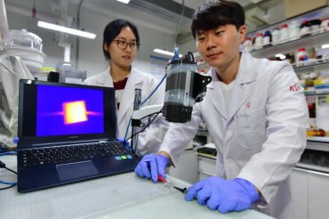 S. Korea Develops Cloth-like Wearable Heaters
