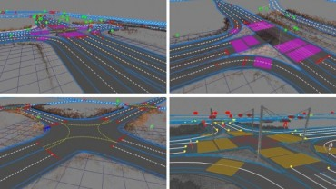 HD-Map Service for Autonomous Cars Coming Later This Year