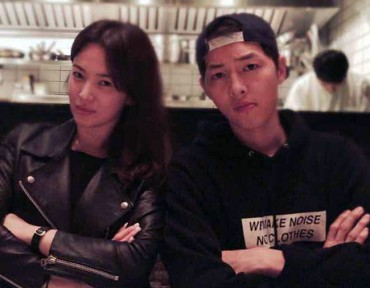 Married Through Mega-hit Drama Series, Song-Song Couple Come to Much-rumored Divorce