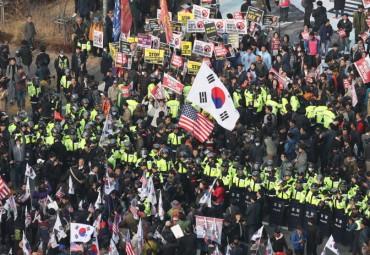 Police on High Alert Nationwide Ahead of Trump's Visit