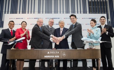 Delta Increases Stake in Korean Air's Parent Firm