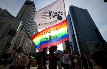 Seoul Square Hosts 20th Queer Culture Festival