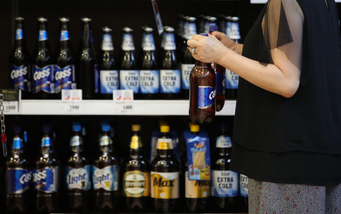 Convenience Stores Sell More Alcohol as Social Distancing Continues