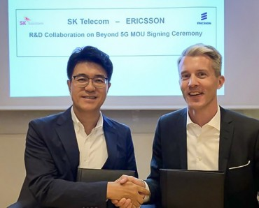 SK Telecom Signs MOUs with Nokia, Ericsson on 6G R&D
