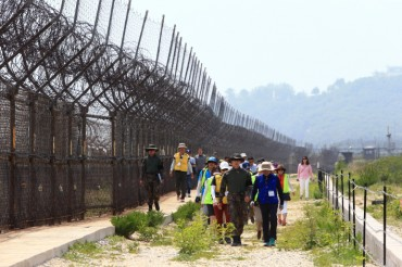Goseong to Halt East Coast DMZ Trail Program to Deter Spread of ASF