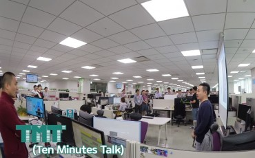 New Vlog Documents Daily Life at Samsung Semiconductor Factory