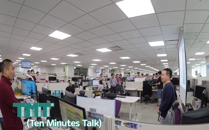 Samsung's Vlog. (image: Samsung Electronics)